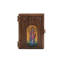 Нарек большой, с армянской миниатюрой (на армянском)