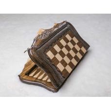 Шахматы-нарды с  Араратом. Грачья Оганян