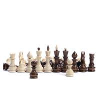 Деревянные шахматные фигурки ручной работы
