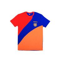 Детская футболка триколор с Гербом Армении арт. 10990
