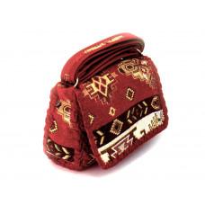 Подростковая сумка с орнаментом