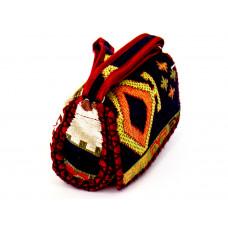 Подростковая сумка коричневая