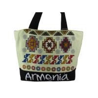 """Текстильная сумка """"Armenia"""" с ковровым орнаментом"""