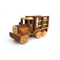 Деревянная эко-игрушка Зил арт. 1432
