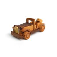 Деревянная эко-игрушка Кабриолет арт. 1435