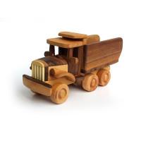Деревянная эко-игрушка машинка арт. 1424