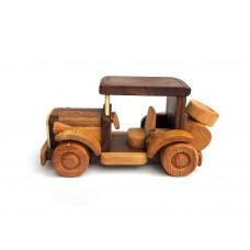 Деревянная эко-игрушка Ретро арт. 1429