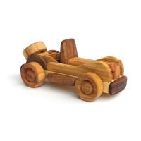 Деревянная эко-игрушка Гоночная машинка арт. 1459