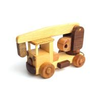 Деревянная эко-игрушка Кран арт. 1462