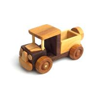 Деревянная эко-игрушка Машинка арт. 1460