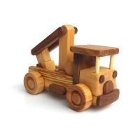 Деревянная эко-игрушка Машинка с ковшом арт. 1461