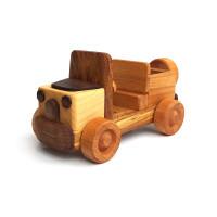 Деревянная эко-игрушка Мини джип арт. 1449