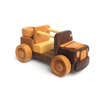Деревянная эко-игрушка Мини Машинка арт. 1455