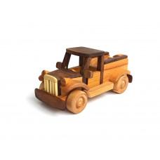 Деревянная эко-игрушка Пикап  арт. 1436