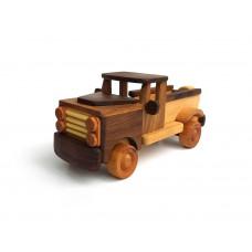 Деревянная эко-игрушка Пикап арт. 1437