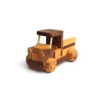 Деревянная эко-игрушка Пикап арт. 1438