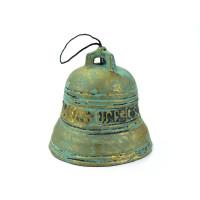 Коллекционный колокольчик с религиозными символами