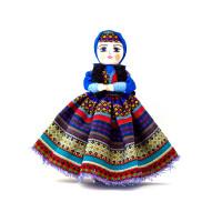 Интерьерная кукла в широкой юбке 25 см
