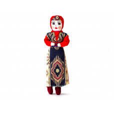 Интерьерная кукла в национальном костюме 40 см