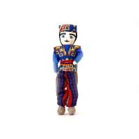 """Текстильная кукла  """"Мужчина"""" в национальном костюме 25 см"""