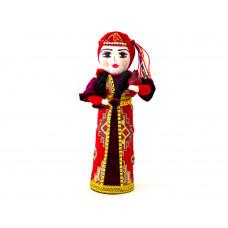 """Интерьерная  кукла """"Танцовщица в национальном костюме"""""""