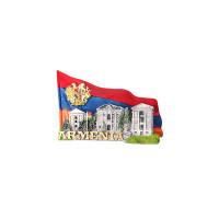 "Сувенирный магнитик ""Парламент Армении"""