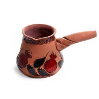 Глиняная кофейная турка арт. 10964