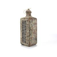 Глиняная бутылка для спиртных напитков