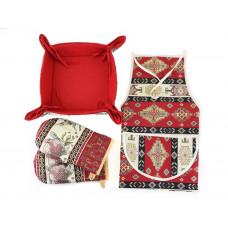 Текстильный кухонный набор